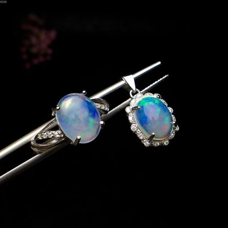 Opal Jewelry set (3)