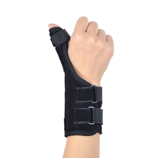 Therapist Wrist Brace with Thumb Support Support Brace Protector Thumb Guard Medical Tala for Thumb Wrist Joint Sprain