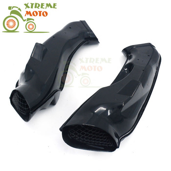 Motorcycle Air Intake Tube Duct Cover Fairing For SUZUKI GSXR1000 2003-2004 2003 2004 03 04 K3