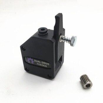 Funssor 1.75mm bowden extruder prusa i3/CR-10/ender 3d 프린터 용 bmg 압출기 복제 btech 이중 드라이브 압출기