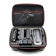 Водонепроницаемый Жесткий чехол для хранения, сумка для переноски DJI MAVIC Air Drone, 3 батареи и аксессуары, сумка для переноски