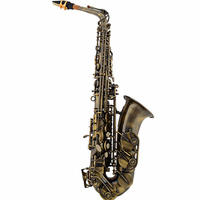 Sino US Brand Alto Eb Falling Tune E Sax Wind Instrument Saxophone Antique Brass Saxe Professional