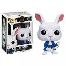 Новый Funko pop Официальный Алиса в зазеркалье-Mctwisp Кролика Коллекционные Виниловые Рисунок Модель Игрушки с Первоначально коробкой
