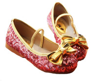 Girls Shoes 2015 New Spring Children Princess Shoes Bowknot High Quality Kids Shoes For Girl Girls