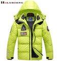 Chaqueta hombre зимняя пуховик мужской с капюшоном теплое пальто вскользь верхняя одежда толстая куртка мода ветровка большой размер pluse размер