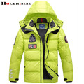 chaqueta hombre winter down jacket men's hooded warm coat casual outerwear thick parka fashion windbreaker large size pluse size