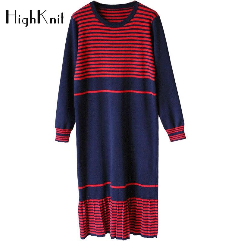 vert Hiver Mode Robe Femmes Bleu Coréenne Bande Tricoté Highknit Pull  Automne bourgogne Long Outwear Tricot ... 5b8ea5245b6
