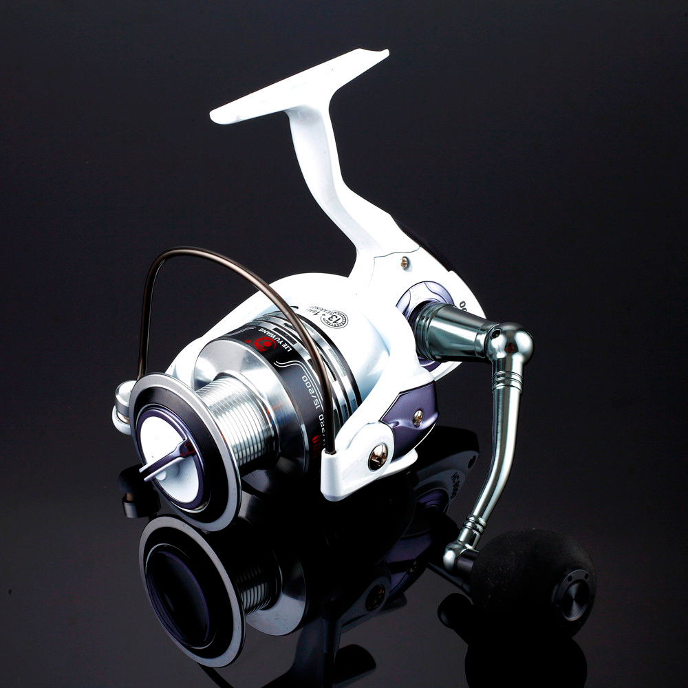 Top quality 13BB+1 One-way Clutch Power Drag Spinning Fishing Reel Carp Ice Fishing Gear 5.5 4.7:1 Real Casting Pole Rock wheel