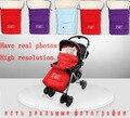 Детские дети коляска спальный мешок мешки для коляски корзину младенцу Fleabag для зимних детей конверт в автомобиле