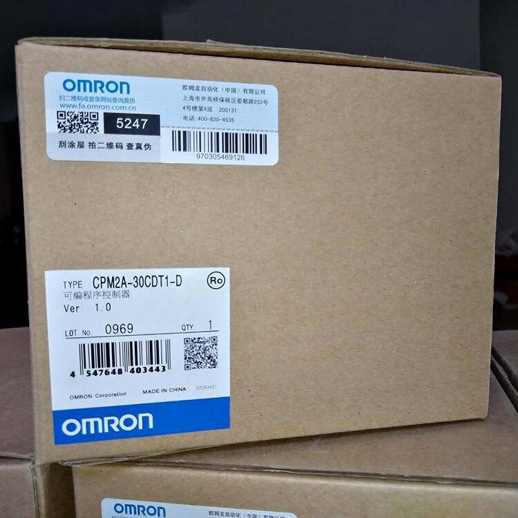 Programmable Controller CPM1A-30CDT1-D Quality Assurance Year