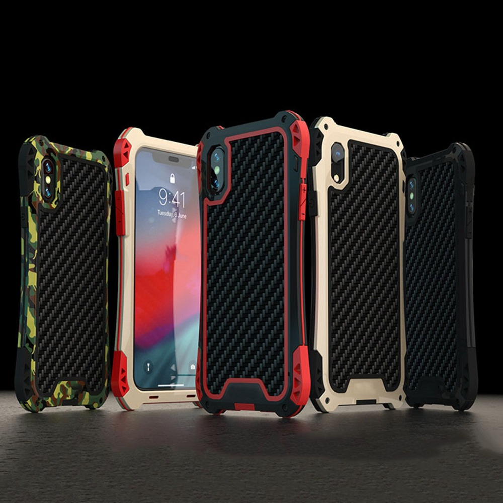 Aliexpress.com : Buy Shockproof Waterproof Protective Cover Back Case For iPhone XS/ Xs Max/ XR