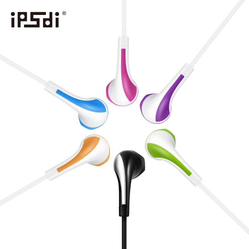Ipsdi HF201D 2017 Nuevo auricular y auricular de la mejor calidad - Audio y video portátil - foto 3