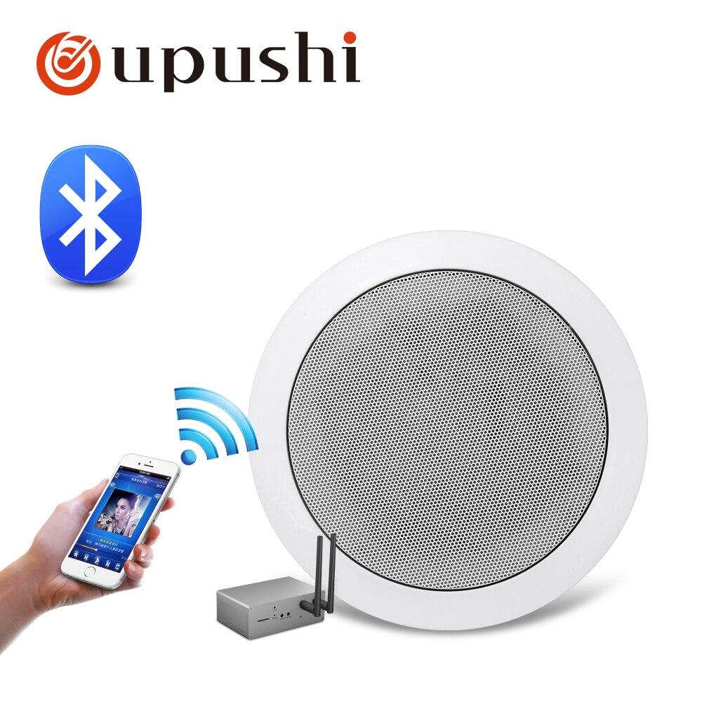 WiFi speaker system 8 ohm home in ceiling speakers 30watt roof loudspeaker best wireless speaker for