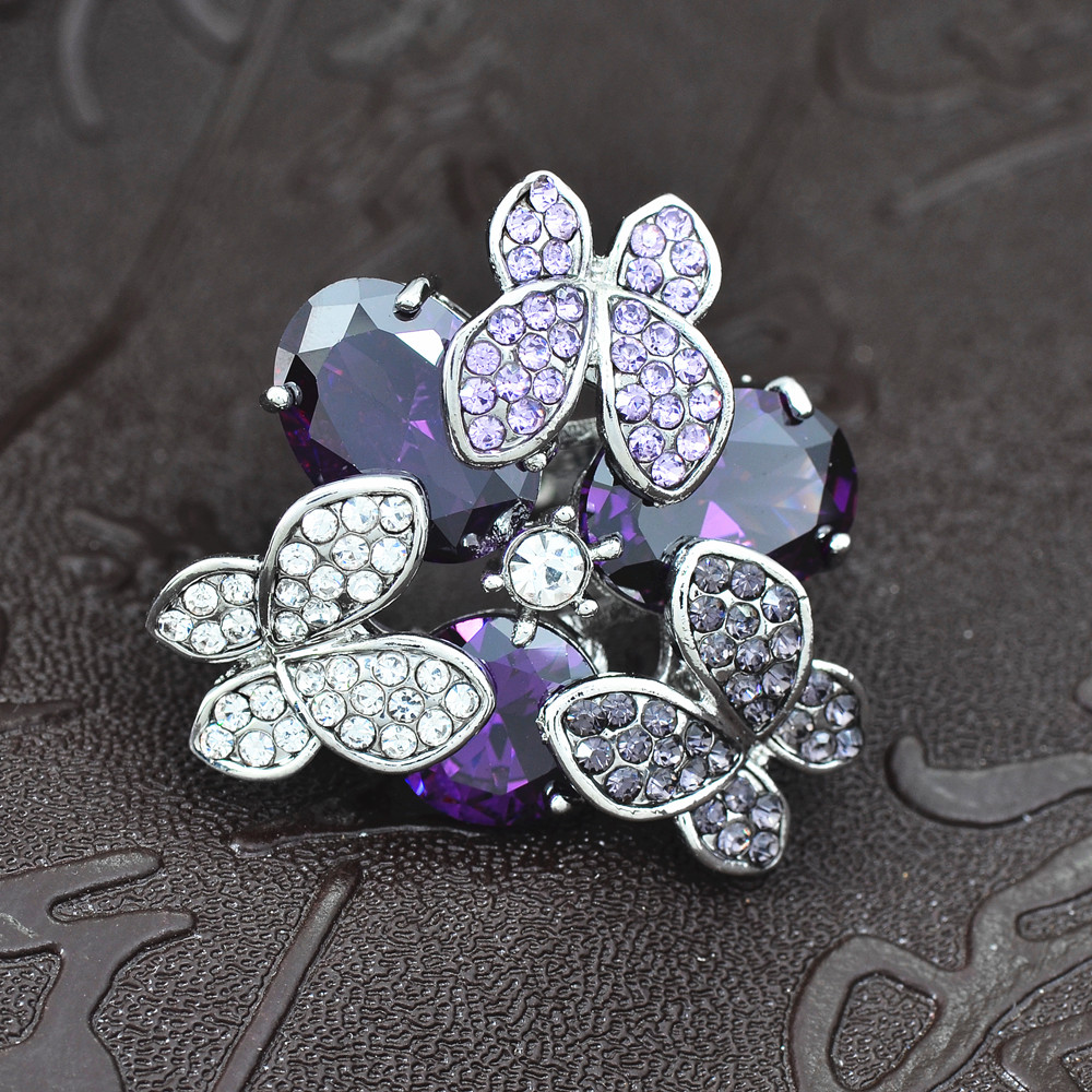 Compare Prices on Butterfly Wedding Ring Online ShoppingBuy Low