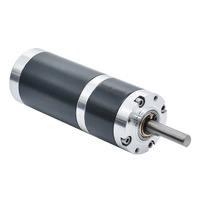 High Torque 12V 24V 3.5 5 6 10 15 30RPM DC Motor Diameter 38mm Planetary Geared Planet Geared Motor Long Life