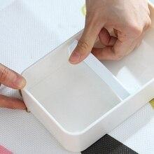 Двухслойный Ланч-бокс с деревянной крышкой для микроволновой коробки для обедов бенто детский пищевой контейнер для хранения портативный ящик для пикника 1200 мл банка Be Sepa