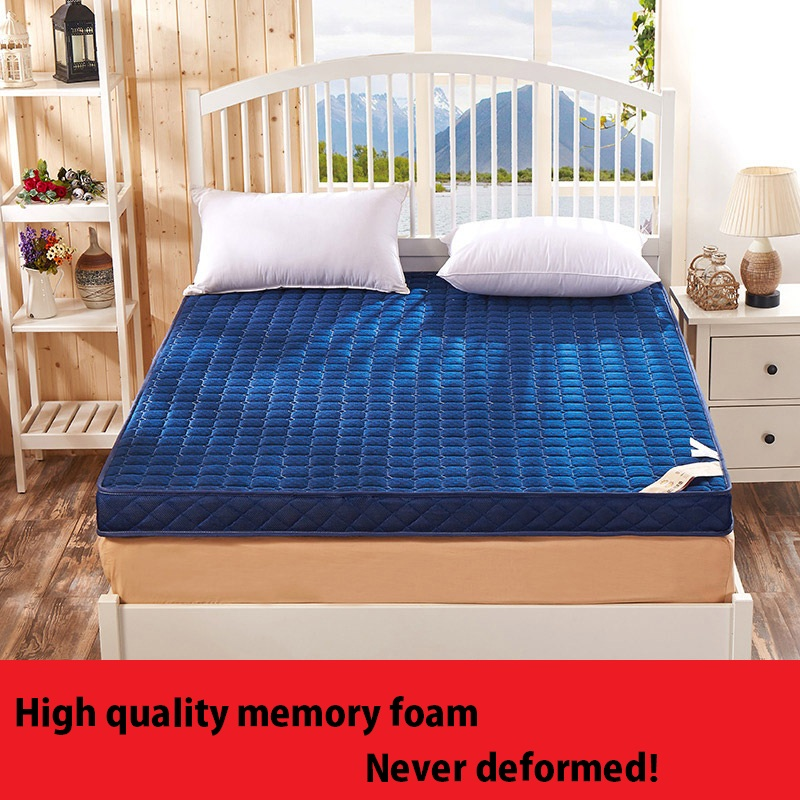 SongKAum New Style High Resilience Memory Foam Mattress Classic Design 190cm Long High Quality Thick Warm Comfortable MattressSongKAum New Style High Resilience Memory Foam Mattress Classic Design 190cm Long High Quality Thick Warm Comfortable Mattress