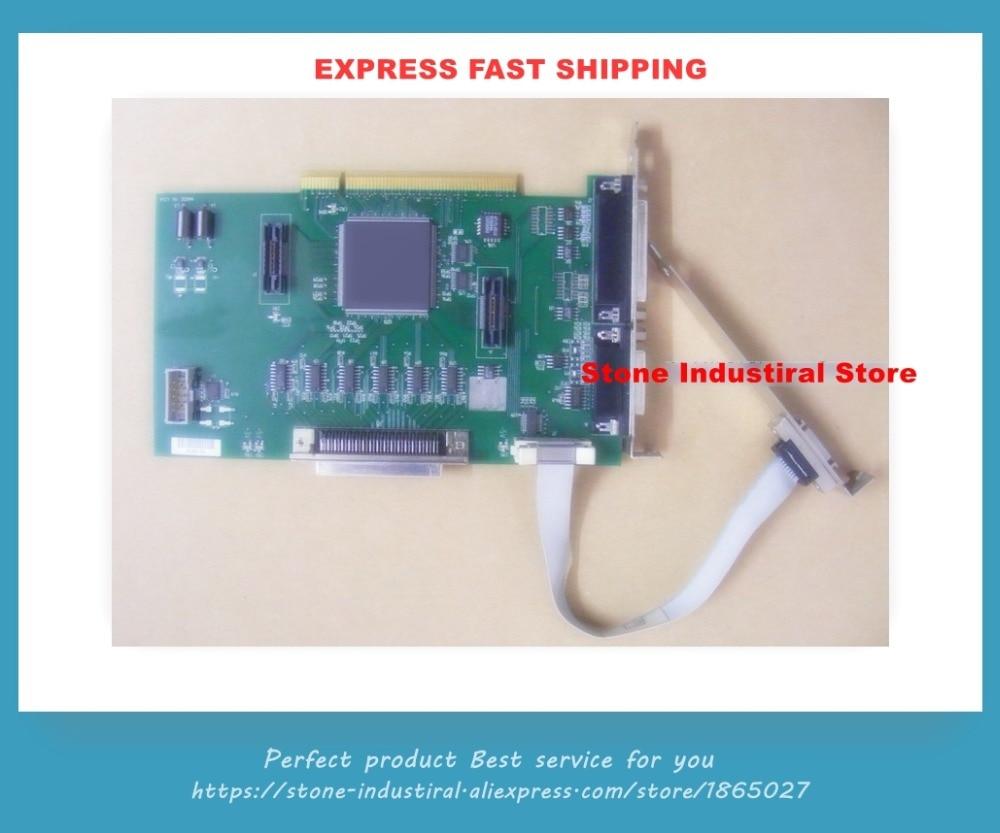 Original PCI HOST ADAPTER 310360 control card original adlink pci 7432hir