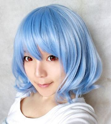 Anime Touhou Project Remilia Scarlet Wig Cos Porp STANDARD Cosplay Wig  @@ fashion Party hair FREE SHIPPING
