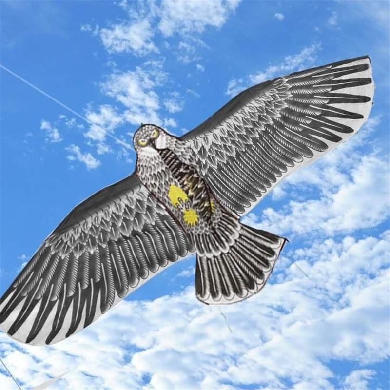 1.6m Eagle Kite Novelty Animal Kites Chinese Eagle Flying Kites High Quality Funny Sports Toys Pipa Voadora