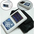 3 Channels ECG Holter, 24 Hours Recorder Analyzer ECG Holter Monitor System, ECG Recorder TLC 9803