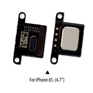 Image 4 - Fone de ouvido flexível para iphone, 1 peça, original, 5, 5S, 6, 6s, 7, 8, plus, receptor de som, estêncil peças de reparo para substituição