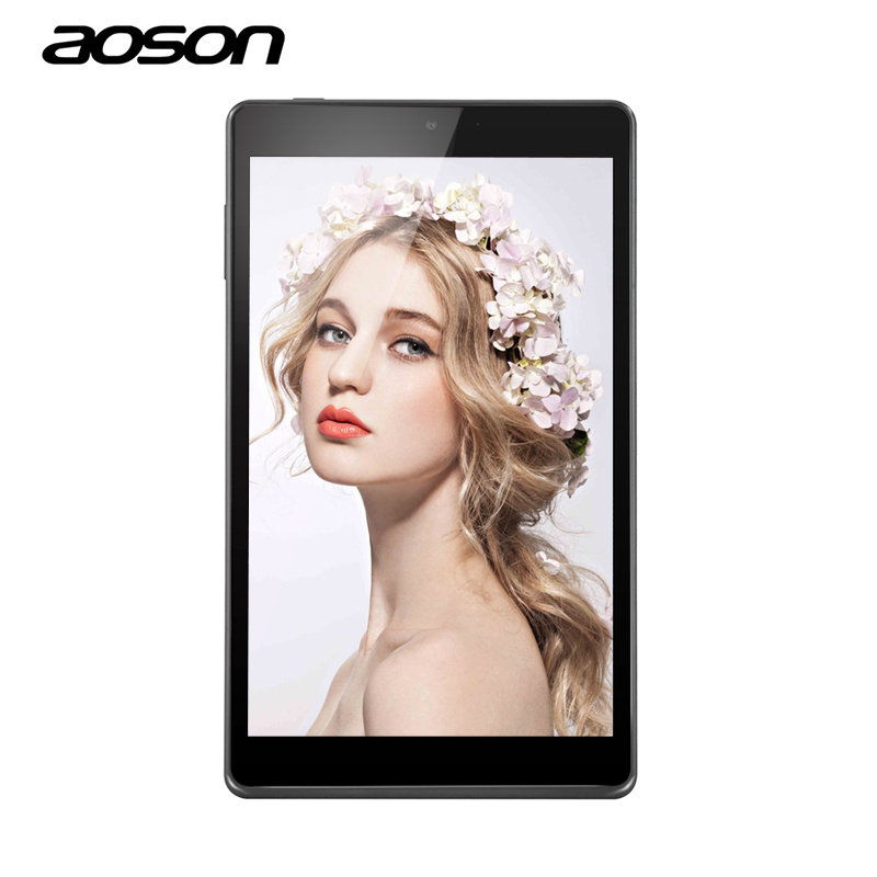 AOSON 8 Inch PC tablets 1G RAM 16G ROM M812 Android 5.1 Quad Core A33 IPS 1280*800 Screen 5MP Camera 2.4G WIFI Bluetooth new aoson m751 7 inch android 5 1 tablet pcs 1024 600 ips screen tablets 8gb rom 1gb ram quad core dual camera wifi bluetooth fm