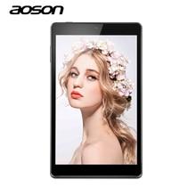 AOSON 8 дюймов PC таблетки 1 г Оперативная память 16 г Встроенная память M812 Android 5.1 Quad Core A33 IPS 1280*800 Экран 5MP Камера 2.4 г WI-FI Bluetooth
