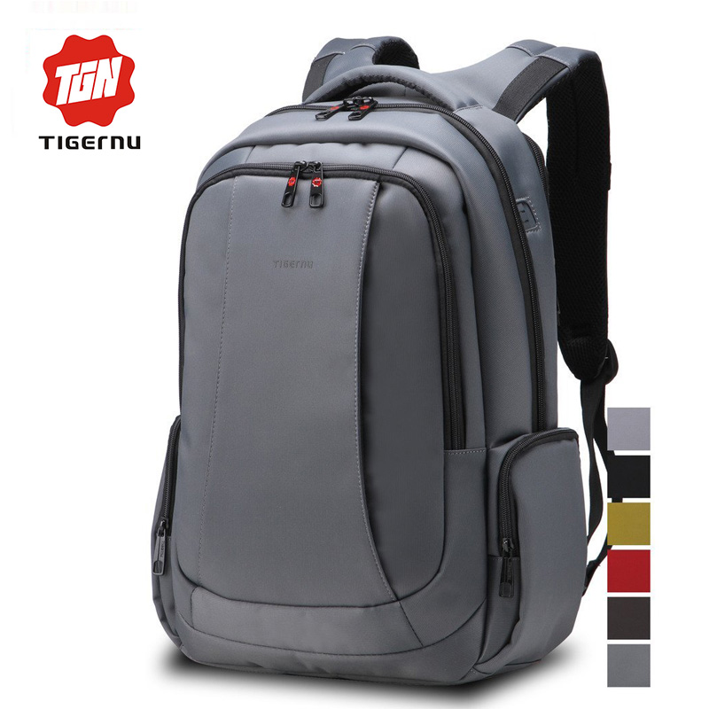 e9028911bd 2017 Tigernu Unisex Women Backpack Bag for 14 15.6 Laptop Bag Quality Brand Waterproof  Nylon Men s Backpacks Mochila Feminina-in Laptop Bags   Cases from ...