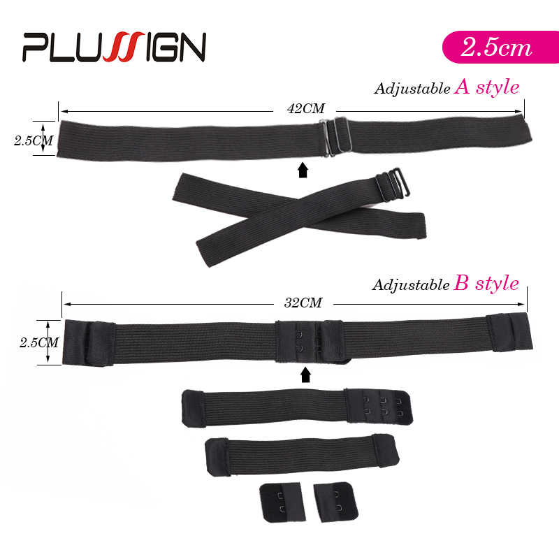 Plussign Регулируемый парик эластичная лента для всех размеров головы мягкая высокая эластичная лента для париков лучшие продажи парик аксессуары