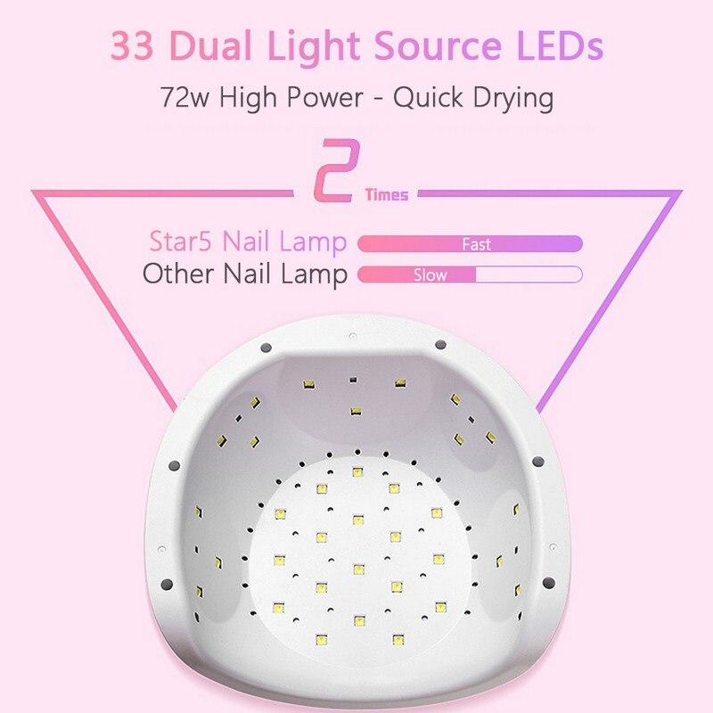 72W nail Lamp (6)