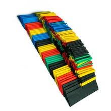 Термоусадочные combo размеры ассорти wrap рукава трубки красочные цвета набор шт.