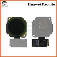 Huawei P20 Lite FingerPrint Button Flex Cable Touch ID Sensor Key For Huawei P20 Lite Fingerprint Sensor ANE LX1 LX3 L23 L03 цена и фото