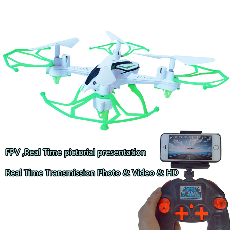 Kid Remote Control Mini Drone Wifi FPV RC Quadcopter Toy UAV Camera HD Video Aerial Helicoptero LED Airplane Children Gift Toys 2016 keyshare k2 quadcopter glint multifunction mini uav aerial rc airplane 1080p self artifact rc drones gps a key back