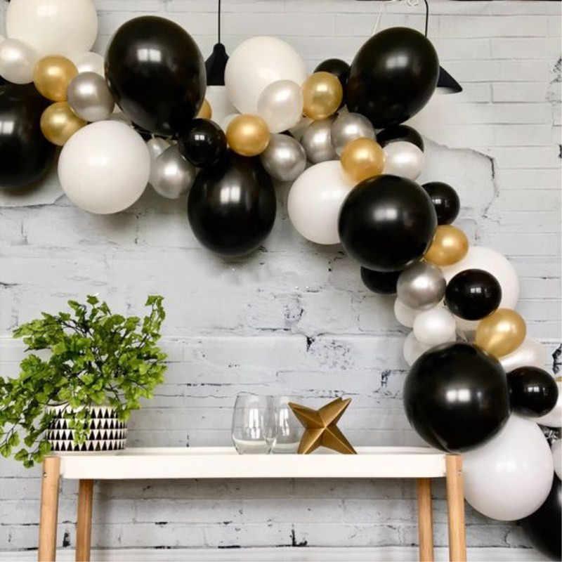 5M Ballon Accessoires Ballon Keten Bruiloft Verjaardag Ballon Achtergrond Decorat Accessoires Plum Bloem Clip Pomp Pomp Lint