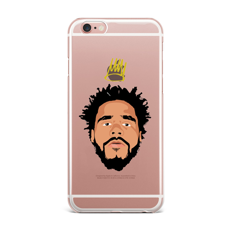 0491d1001610d US $1.82 39% OFF Kendrick Lamar & J Cole painting art Clear Soft silicone  TPU Phone Case Cover For iphone 7 7Plus 6 6S Plus 5 5s SE 8 8Plus X 10-in  ...