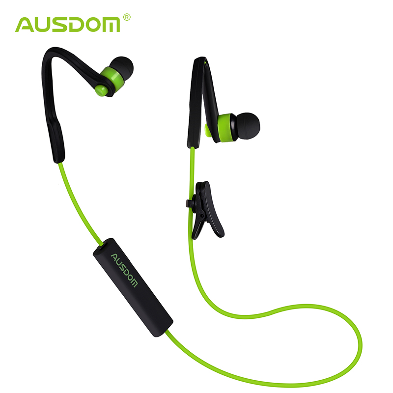 earphone review 2016 sale ausdom s07 bluetooth headset with bags. Black Bedroom Furniture Sets. Home Design Ideas