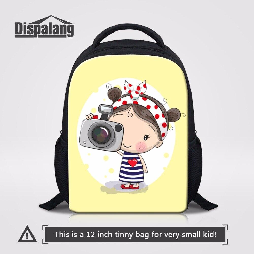 Dispalang 12 Zoll Cartoon Kinder Schultaschen Vorschule Kindergarten Rucksack Mini Schulranzen Leicht Zurück Packen Mochila Infantil Um Jeden Preis