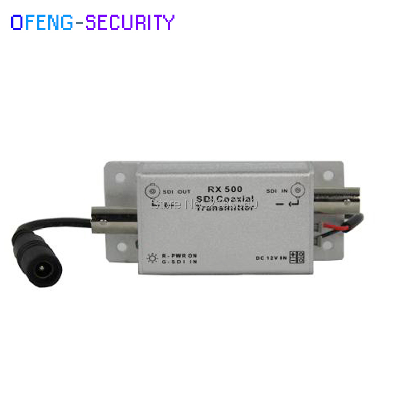 sdi splitter coax Extender splitter repeater, SDI Extender over Coax the distance up to 500m, Support SD/HD-SDI, 720p, 1080p image