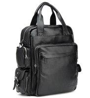 Весть большой рюкзак путешествия из мягкой кожи школьная сумка Для мужчин модные лагерь сумка Бизнес стиль 3069