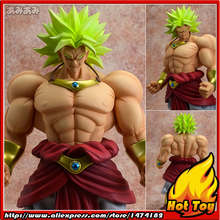 "100% Original MegaHouse Dimension of DRAGONBALL D.O.D Complete Action Figure – Legendary Super Saiyan Broly from ""Dragon Ball"""