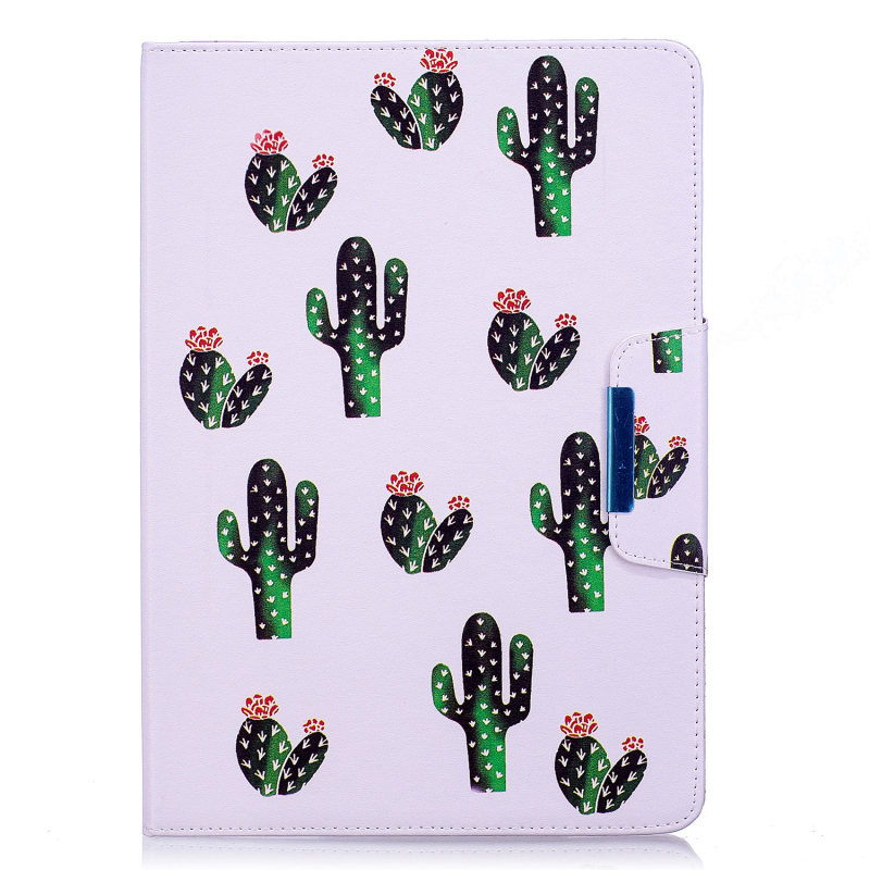 For iPad Pro 10.5 Fashion Cases Cute Patterns Flip Magnetic PU Leather Smart Cover for Apple iPad Pro 10. 5 inch with Card Slot new crazy horse pattern soft pu leather case cover for apple ipad pro 10 5 2017 fashion solid magnetic with card slots