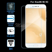 MuTouNiao pour Xiaomi Mi 5C Accesorios clair 9H Premium verre trempé protecteur décran Film anti rayures pour Xiaomi Mi 5C