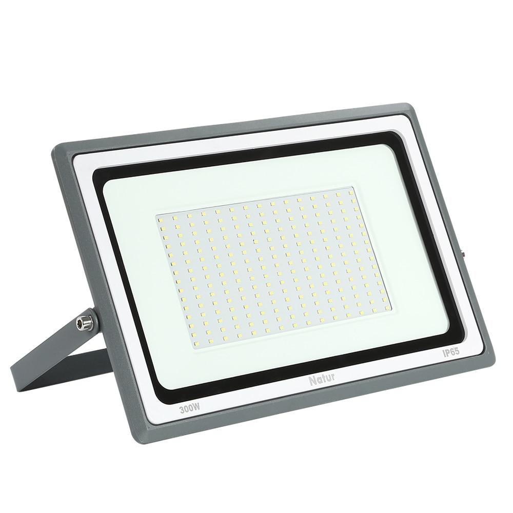 300w Led Floodlight Ip65 Waterproof of Led Flood Lights Outdoor AC170-240V Light led spotlight reflector