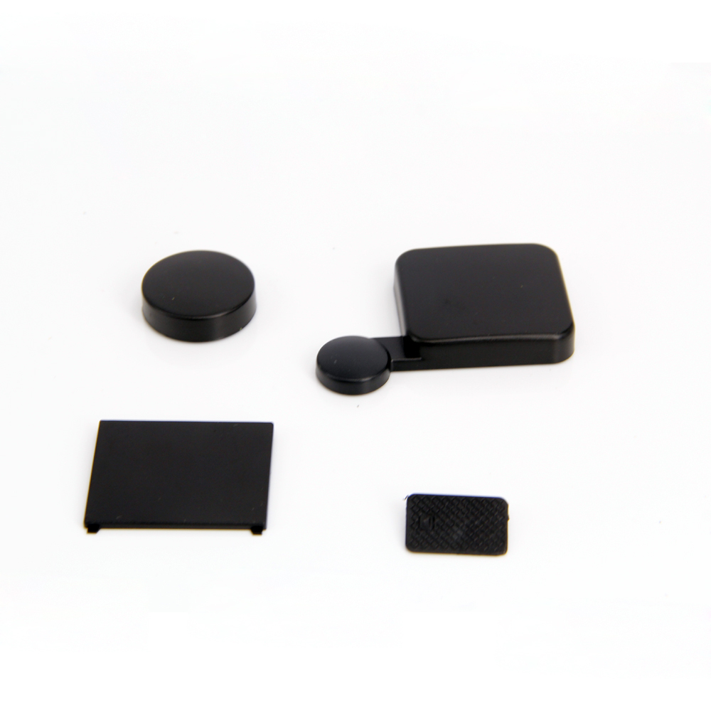 For Gopro hero 4 <font><b>3</b></font>+ Lens Cover+Standard+Housing Lens Cover+Replacement <font><b>Battery</b></font> Door+Replacement Side Door For <font><b>go</b></font> <font><b>pro</b></font> Accessories