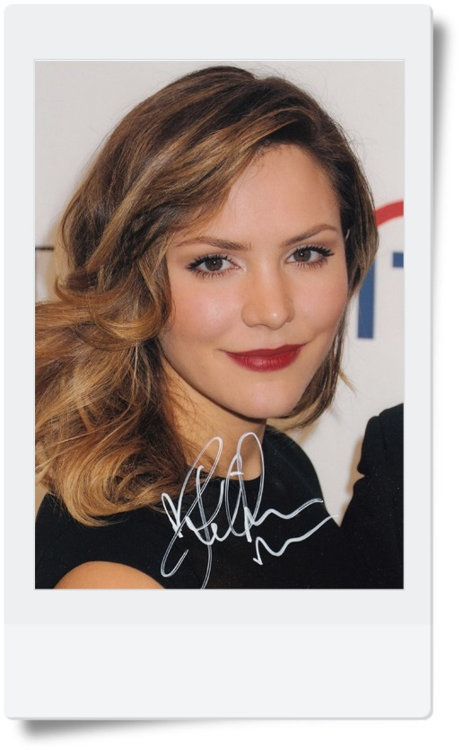 signed Katharine McPhee  autographed photo 7 inches  freeshipping  072017 02 signed cnblue jung yong hwa autographed photo do disturb 4 6 inches freeshipping 072017 01