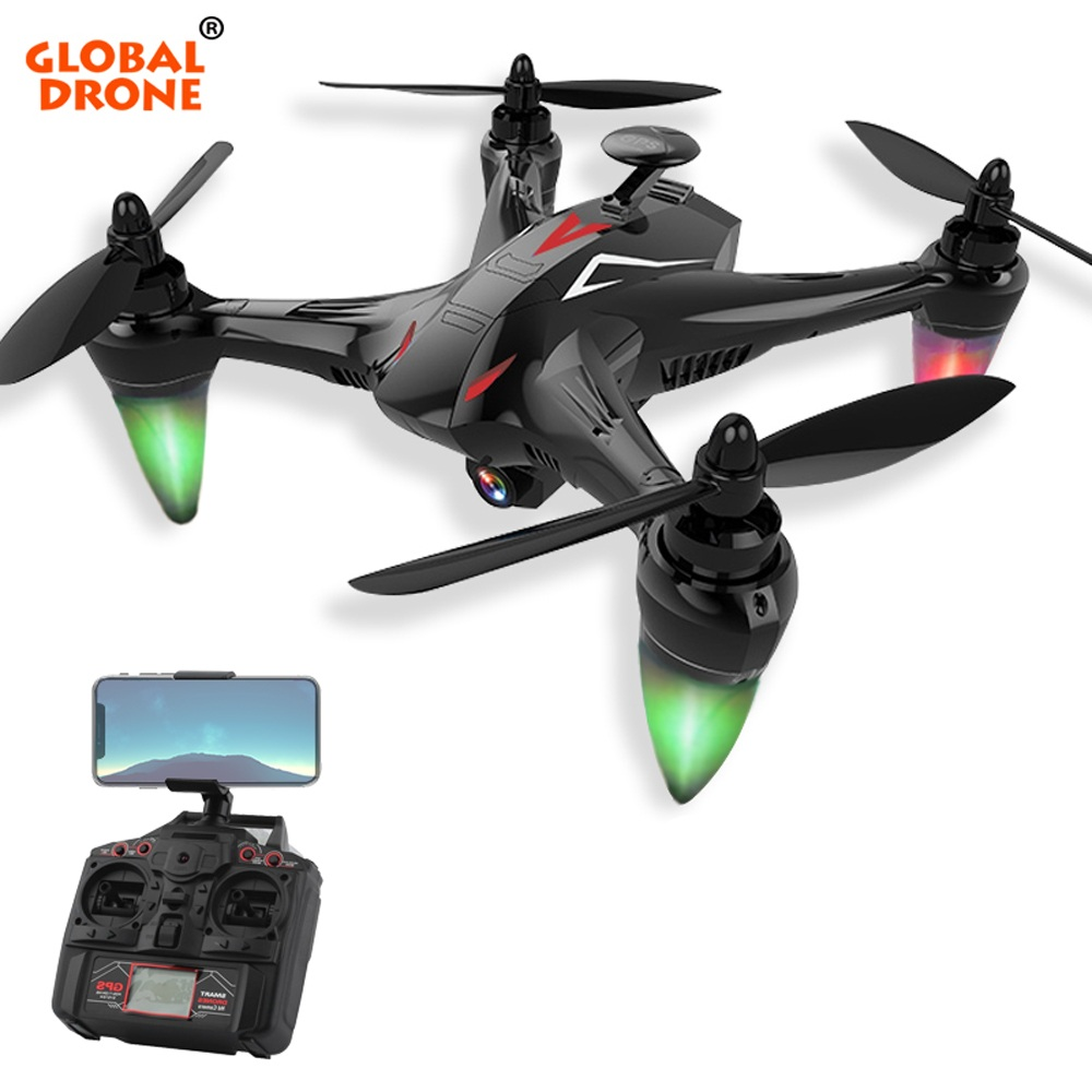 Global Drone RAY GW198 Professional GPS Brushless Dron Hover Quadcopter Auto Follow GPS Drones with Camera HD VS S70W X183 подвесной светодиодный светильник eglo vivaldo 1 39262