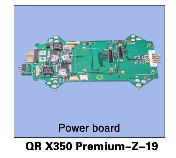 F14445 Walkera QR X350 Premium-Z-19 Power Board for Walkera QR X350 Premium Helicopter Drone