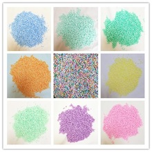 Styrofoam-Filler-Foam Pastel Polystyrene Crafts Beads-Balls Foam-Beads Colorful Mini