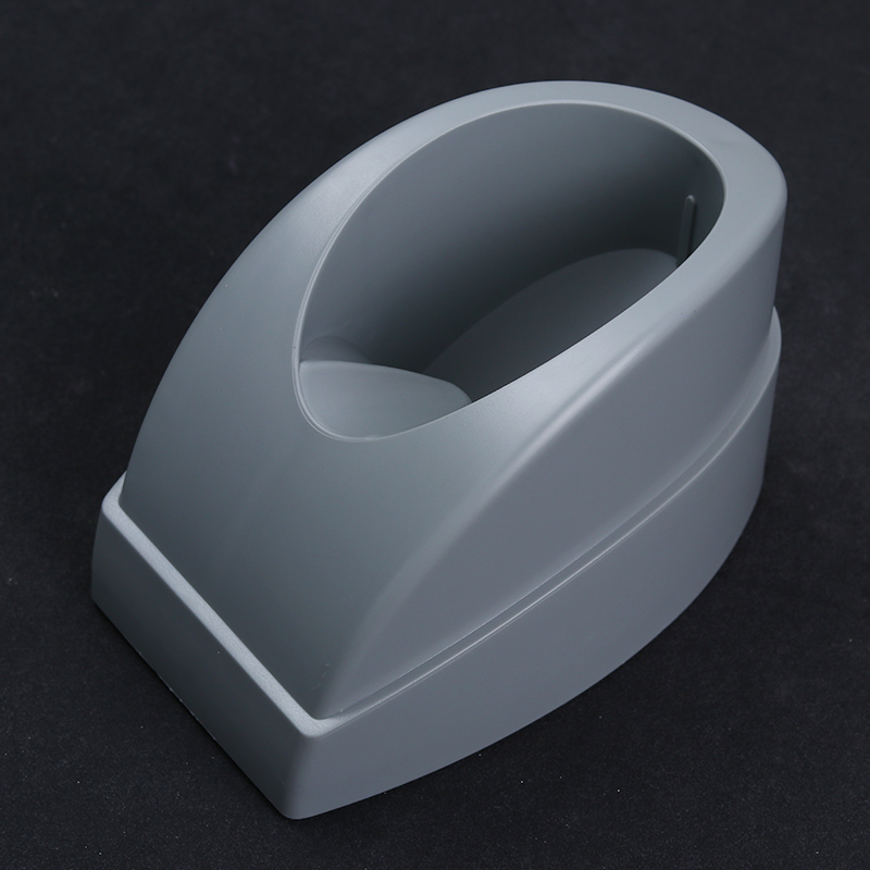 1 шт. Пластик французский DIP ногтей контейнер линия улыбки Maker Типсы плесень руководства Маникюр Дизайн ногтей инструмент